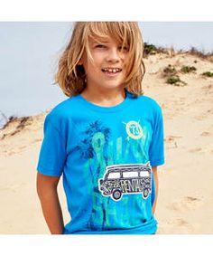 Cherokee Boys Camper Van T-Shirt - 5-6 Years.
