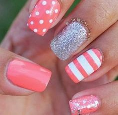 50 Quick Nail Art Ideas for Office Women
