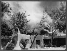 Mabel Dodge Luhan House  Taos, New Mexico