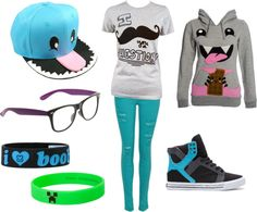 """Meh"" by mylo-storm on Polyvore"
