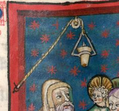 Jacobus : Legenda sanctorum aurea, verdeutscht in elsässischer Mundart [u.a.] 1362  Cgm 6 Folio 53
