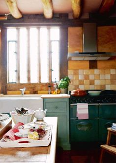 A restored 14th-century hall house | Period Living