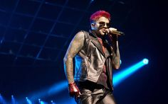 Queen plus Adam Lambert faithfully revive the sounds of an eminent, unique band in KC