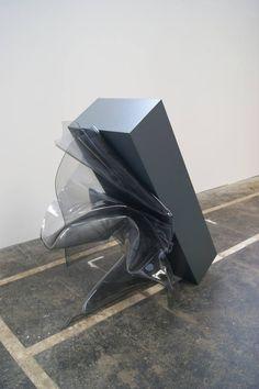 "Saatchi Art Artist: Natasha Peel; Plastic 2012 Sculpture ""Everything Is Relationship"""
