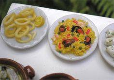 The Mini Food Blog: Tapas ~ Carmen Naran