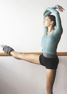 Ballet Bar Workout to Leaner Thighs:Exercises are designed to elongate, or lengthen, your muscles and improve muscle tone. In order to build leaner thighs you need to attack your legs  from three directions: front (quadriceps), rear (hamstrings) and outer (gluteus minimus).Check out at:http://www.womenfitness.net/ballet_bar.htm