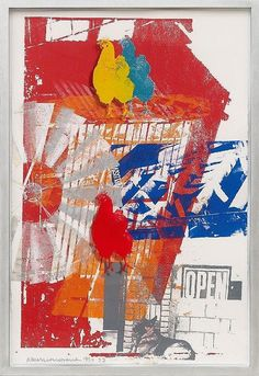 Bid online, view images and see past prices for Contemporary Art. Invaluable is the world's largest marketplace of items at auction, live and online! Robert Rauschenberg, Joan Mitchell, Helen Frankenthaler, Margaret Kilgallen, Gomez, Collage, Fun Stuff, Pop Art, Artworks
