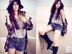 roupas rocker tumblr - Pesquisa Google