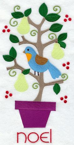 Machine Embroidery Designs at Embroidery Library! - Color Change - D2871