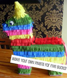 The Complete Guide to Imperfect Homemaking: Make Your Own Pinata imperfecthomemaking.com