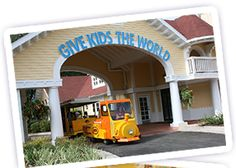 "House of Hearts: This is the ""heart"" of Give Kids The World's Guest Services! #magical #GKTW www.gktw.org"