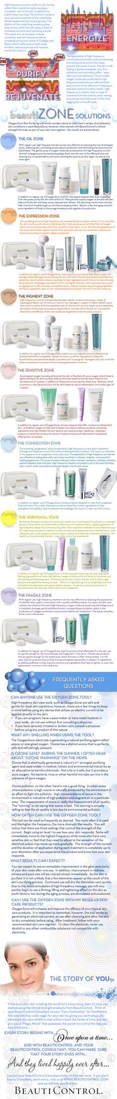 #BeautiControl OxygenZone Skin Purifying Tool