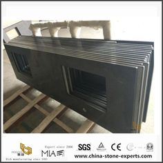 China Black Quartz Slab Worktops for Kitchen Counter with Best Prices Manufacturers, Suppliers - Wholesale Price - Yeyang Stone Factory Quartz Slab, Quartz Countertops, Kitchen Vanity, Black Quartz, Kitchen Tops, Apartment Kitchen, Home Appliances, China, Stone