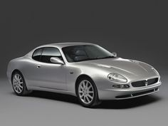 From concept to production: Daewoo Bucrane - Car Models - Pkw Maserati 3200 Gt, Maserati Sports Car, Maserati Models, Maserati Car, Ferrari, Rolls Royce Cars, Miniature Cars, Ford, Sport Cars
