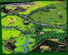 Warrior Cats Forest Territory (Read Description) Minecraft Project