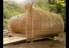 CAT Bird hide - Google Search