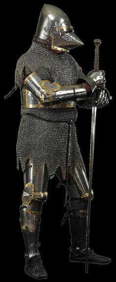 Medieval Knight_1 by Georgina-Gibson on deviantART