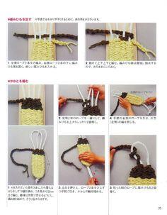 NHK出版編 簡單手作かり毛糸ぞぅり。布ぞうり - cissy-xi - cissy-xi的博客 Easy Crochet Slippers, Crochet Slipper Pattern, Crochet Rope, Knit Crochet, Sandals Outfit, Japanese Patterns, Craft Patterns, Cute Gifts, Simple Designs