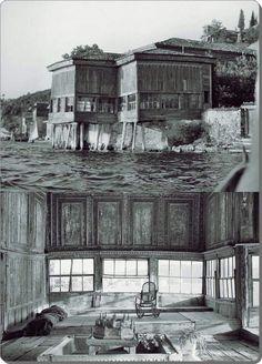 Anadoluhisarı / Amcazade Hüseyin Paşa Yalısı - 1937