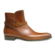 Men Brown Jodhpurs Genuine Leather Boots Description: Below are the main features of the product - Genuine Leather- Handmade Leather boots- Beautiful Brown leather Jodhpurs Style- High Quality Premium Leather boots Leather Skin, Calf Leather, Brown Leather Boots, Leather Heels, Moccasins Mens, Custom Boots, Handmade Leather Shoes, Time 7, Shoe Boots