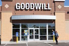 My #Goodwill Tour, September, 2012.  Champlin, Minnesota