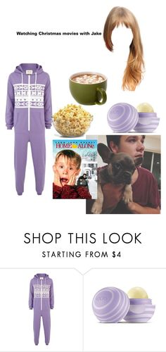 """Jake foushee"" by grace30758 ❤ liked on Polyvore featuring River Island, Eos, magcon, jakefoushee, magconimagine, omahaboys and ohamaboys"