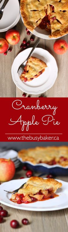 The Busy Baker: Cran