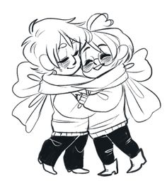 Hetalia - Russia and America. Can't get enough of these two.