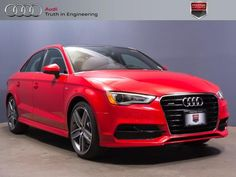 New Audi A3 for sale on CarLister.co - Audi's are one of the best, most reliable cars you can get!