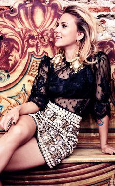 Scarlett Johansson: my famous doppelgänger