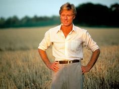 Denys Finch Hatton in Out of Africa