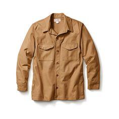 Antique Tin Jac-Shirt - Alaska fit.