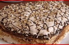 "Desertul care a cucerit milioane de oameni - tortul ""Pani Walewska""! - Bucatarul Focaccia Bread Recipe, Bread Recipes, Good Food, Yummy Food, Romanian Food, Something Sweet, Desert Recipes, Cake Cookies, Food To Make"