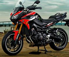 Kit deco for YAMAHA MT-09 Tracer