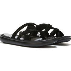 Skechers Women's Rumblets Sandal at Famous Footwear Black Sun Flower