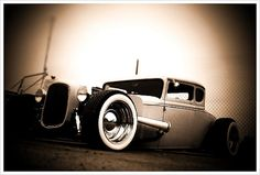 Rat Rod...Brought to you by House of Insurance in #EugeneOregon call for a  free price  comparison 541-345-4191.