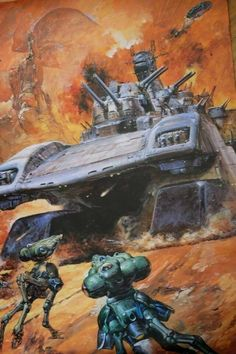 Yoshiyuki Takani - Big Wars with big tanks