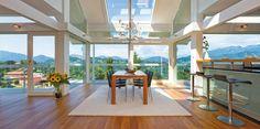 Innenraum: green[r]evolution Art3 – Fachwerkhaus von HUF-Haus