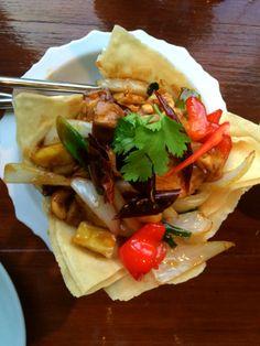 Thai Food at the Blue Elephant