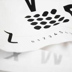Tischläufer DIN A-Z and pattern-31