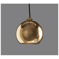 Lenny pendel LED Kobber | Lampehuset