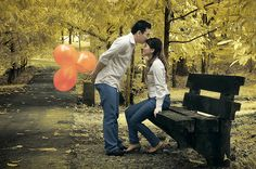 Love is a never ending game of courtship, romance, respect and friendship. In most love relationships, there comes a time when the romance fades away. Whil