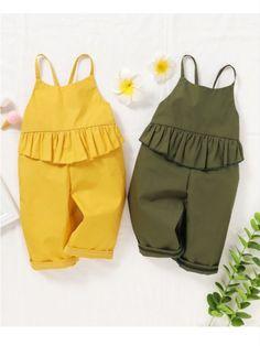 Baby Girl Frocks, Frocks For Girls, Dresses Kids Girl, Kids Outfits, Baby Outfits, Baby Girl Dress Patterns, Baby Clothes Patterns, Skirt Patterns, Coat Patterns
