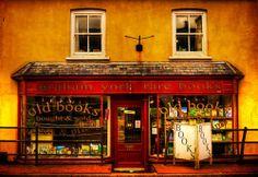 Graham York Rare Books, Devon, England from http://zenfrogyeah.tumblr.com