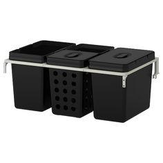 IKEA VARIERA / UTRUSTA Avfallssortering til skap