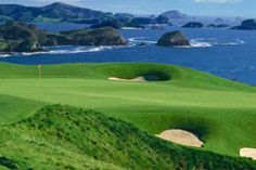 One Of The Toughest (And Most Beautiful) Golf Courses In The World ...