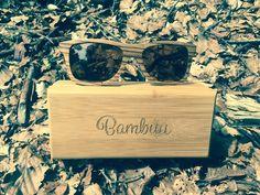 #Bambuu #Bambus #Sonnenbrillen Sunglasses, Wood, Bamboo, Woodwind Instrument, Wood Planks, Sunnies, Shades, Trees, Home Decor Trees