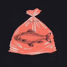 Fishbowl, digital, 3000x3000 : Art