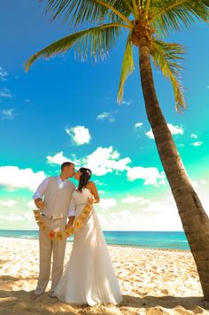 Julie and Ian's magical moment in a stunning morning beach wedding ceremony in front of the Sonesta Hotel on Fort Lauderdale Beach @ Sunrise Boulevard in Fort Lauderdale, FL.  http://www.mikericephotography.com/