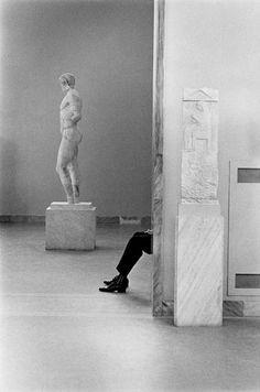 Elliott Erwitt, Qreece, 1963